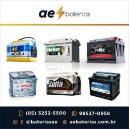 Título do anúncio: Bateria etios, bateria yaris, bateria hb20, bateria nova 1 ano garantia