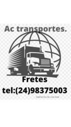 Fretes  Caminhão Baú  Truck