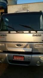 Ford cargo 2422 bau - 2004