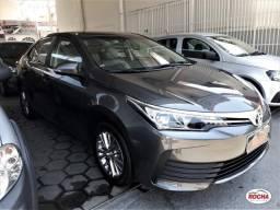 Toyota Corolla Gli Upper Lindo! Baixo Km! Doc. 2019 Total Pago!!!!Veja Condicoes Especiais - 2018