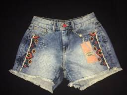 Short jeans estiloso