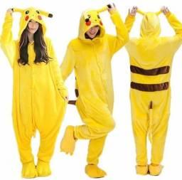 Fantasia/Pijama Pikachu
