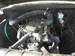 Vendo motor e caixa de marcha caminhão Mercedes Benz 608