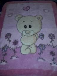 Cobertores bebê