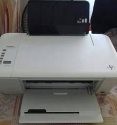 Impressora Multifuncional HP Deskjet (LEIA A DESCRIÇÃO)
