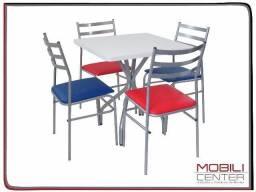 Título do anúncio: Mesas e Cadeiras para Refeitórios, Cozinha Industrial e Restaurantes - Direto da Fábrica