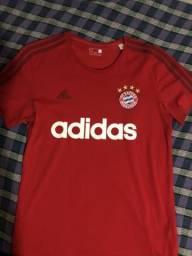Camisa Bayern de Munique versão torcedor