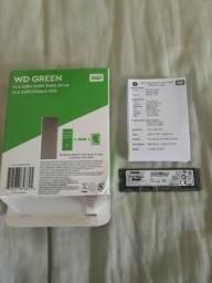 SSD m.2 WD Green 240GB
