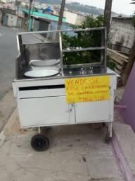 """Carrinho de pastel """"frituras """""""