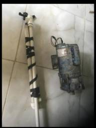 Motor elétrico de água