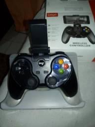 Controle para jogos em celular ou netbook