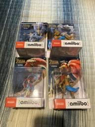 Amiibo Zelda Breath of the Wild Champion