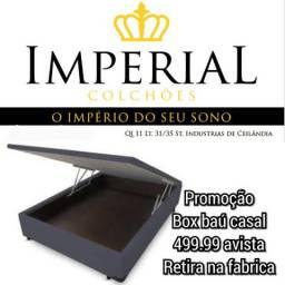 Cama baú novos direto da fabrica promoção leia o anúncio box baú novos