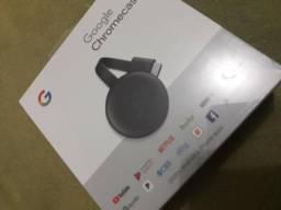 Chromecast 3 Lacrado