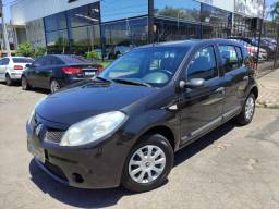 RENAULT SANDERO 2009/2009 1.0 EXPRESSION 16V FLEX 4P MANUAL - 2009