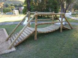 Parques para crianças trabalho em região tbm em chácaras etc