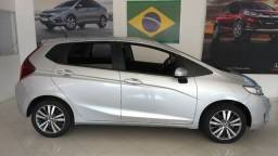 Honda Fit EX Automático - Apenas 17.800 km rodados - 2015