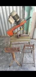 Vendo serra profissional de corta ferro