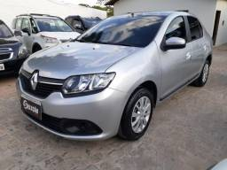 RENAULT LOGAN 2013/2014 1.0 EXPRESSION 16V FLEX 4P MANUAL - 2014