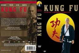 Kung Fu - DVDs Originais - 03 Temporadas