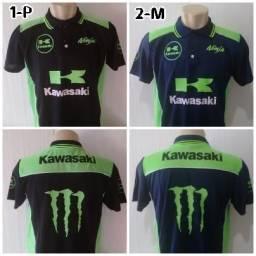 Camisas moto gp e formula-1