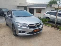 Honda city exl!!! 2018!!! carro impecável!!! apenas 16 mil km!!! aceito trocas!!! - 2018