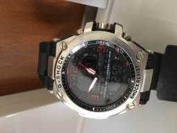 eb8b13e9c43 Relógio G-Shock Masculino Aço