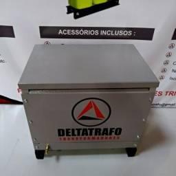 AutoTransformador Trifásico 10 kVA, 380v/ 220v / 127v