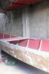 Barco de madeira - 2012