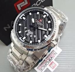 d26f284a64a Relógio Masculino Naviforce Luxo