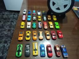 Coleção de miniaturas