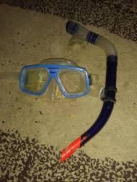 Máscara de mergulho cressi