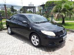 Corolla 1.8 2011 aut. financ 8mil entr até 48x aceito troca - vlr banco de couro - 2011