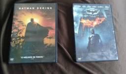2 DVD'S do Batman
