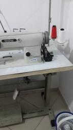 Vendo máquina industrial da brother com duas agulhas