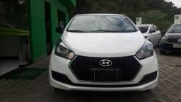 Hyundai HB20 1.0 Branco Completo 2019 IPVA 2021 Grátis