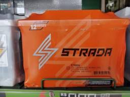 Bateria Strada 60 Amperes! comprar usado  Brasilia