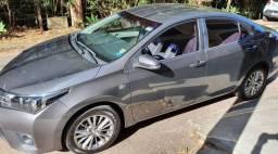 Corolla xei  2015 único dono 47.700km