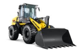 Pá Carregadeira New Holland W 130 Peso Operacional: 11.989kg 2020