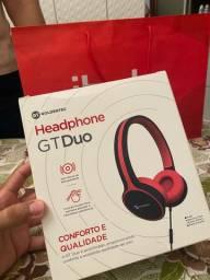Headphone GT DUO