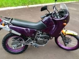 Sahara 350 Baixouuu !!! Troco por moto menor !!! - 1999