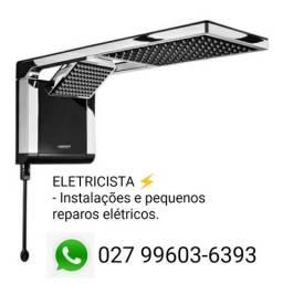 Instalações elétricas / pequenos reparos