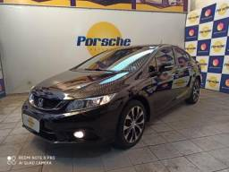 HONDA  CIVIC 2.0 LXR 16V FLEX 4P 2015 - 2015