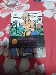 Livro Botina Velha,o escritor da classe