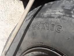 Pneu 7.50 7/50 16 f4000 agrale 608 D 710 f350 f2000 caminhão