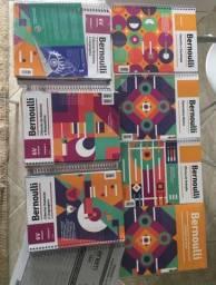 Livros Bernoulli Pré-vestibular 2020 6v