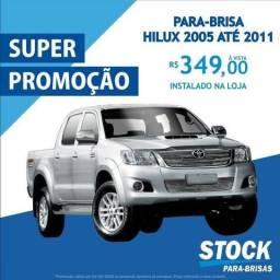 Parabrisa Hilux 05/ *em Promoção
