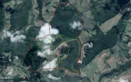 Terreno de 251 hectares em Barro Vermelho, Ponte Nova/MG