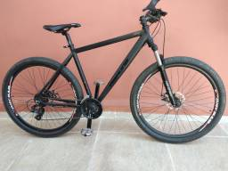 Bicicleta mountain bike aro 29, quadro 21 na garantia!