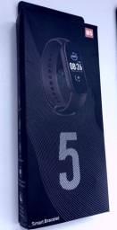 M5 Smart Bracelet Frequência Cardíaca Caminhada Sono